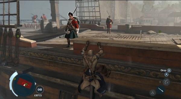 Прохождение игры Assassin's Creed 3